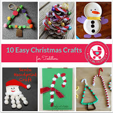 10 easy crafts for toddlers