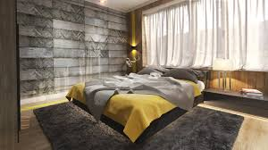 yellow and grey bedroom decor best images about master bedroom