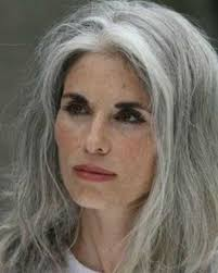 long gray hairstyles for women over 50 awesome hairstyles over 50 women images styles ideas 2018