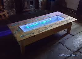 diy pallet coffee table glow in the dark wood projects with