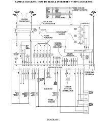 wiring diagram for the ecm on 96 voyager 1998 dodge caravan wiring