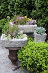 Garden Wall Troughs by Rustic Trough Ideal Home For Low Water Succulents Houston Chronicle