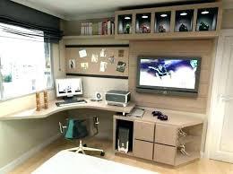 Cool Home Office Desk Cool Desk Ideas Proportionfit Info