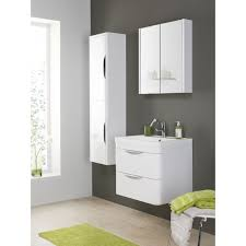 Premier Parade Drawer Bathroom Vanity Unit  Basin Mm W  Tap Hol - Bathroom basin and cabinet 2