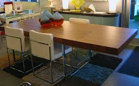 Dining Tables - Chrome kitchen table