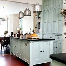 blue green painted kitchen cabinets light blue kitchen cabinet