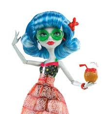 monster skull shores ghoulia yelps doll coupon games
