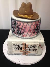 walking dead cake ideas custom cakes gainesville sugar refined