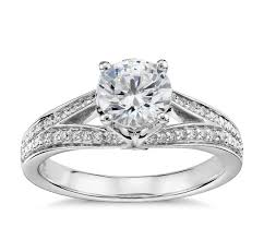 engagement settings colin cowie designer engagement rings blue nile