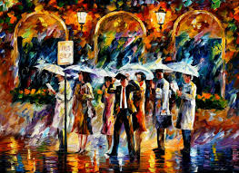 The Most Famous Paintings Leonid Afremov Oil On Canvas Palette Knife Buy Original