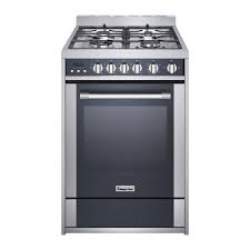 Cooktop Magic Magic Chef 24 In 2 7 Cu Ft Gas Range With Convection In