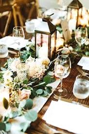 rustic dinner table settings table decoration ideas for dinner party dinner table setting ideas