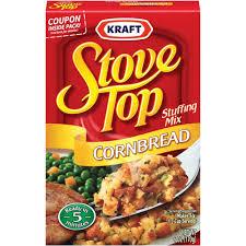 stove top gluten free kraft cornbread stove top mix 6 oz kraft 043000285329