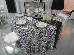 Dining Room Linens Table Linens For Rent Party Rentals In Dayton Oh A U0026s Play Zone