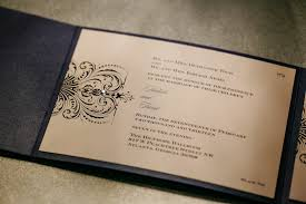 folding wedding invitations wedding invitations 4 ways to make yours stand out inside weddings