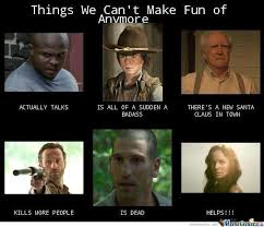 The Walking Meme - the walking dead by coppercoat meme center