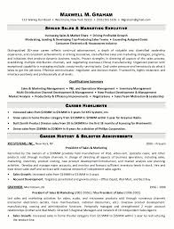Executive Resume Format Template Sales Executive Resume Format Http Jobresumesle Com 1344
