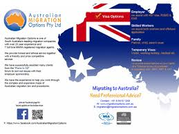 australian migration options pty ltd on level 3 345 king william