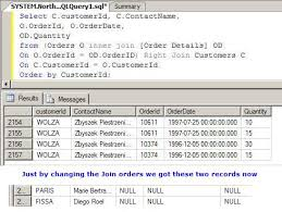 Join Three Tables Sql Understanding Table Joins Using Sql Codeproject