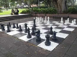 interesting chess sets giant chess at nagoya gardens hyde park sydney