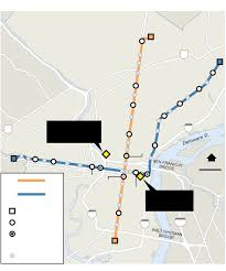Septa Rail Map Map Revised Septa Transit Plan For Pope U0027s Visit Philadelphia