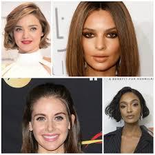lob long bob haircuts 2018 cute bob lob hairstyles for women in 2018 haircuts hairstyles