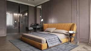 Bed Frame Types Types Of Trendy Bedrooms With A Fashionable Concept Decor Brings A