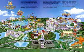 Islands Of Adventure Map Top Five Experiences Never Built At Universal Orlando World Of