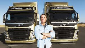 the volvo commercial jean claude van damme performs epic split between two moving volvo