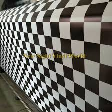 Checkerboard Vinyl Flooring Roll by Stickerbomb Checkerboard Vinyl Wrap Racing Stripe Camo Film
