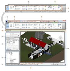 user interface revit products autodesk knowledge network