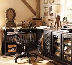 Pottery Barn Corner Desk Printers Corner Desk Set Pottery Barn Inside Brilliant Office Desk