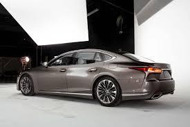 lexus ls 500 interior 2018 lexus ls first look building a bolder flagship u2013 move ten