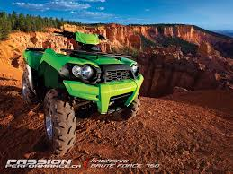 kawasaki brute force my life in a nutshell pinterest atv and