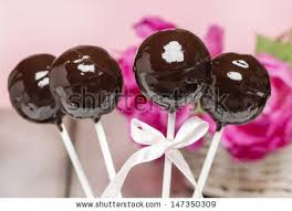 chocolate cake pops stock images royalty free images u0026 vectors