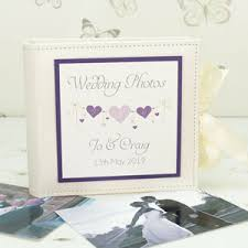 Bridal Shower Photo Album Wedding Guest Books And Photo Albums Notonthehighstreet Com