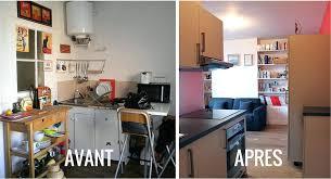 renover porte de placard cuisine logo cuisine avant aprs renovation elodie cussonnier with