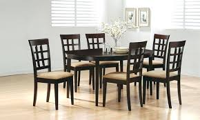 home design dazzling dining table and 6 chairs ebay 563 1000 750