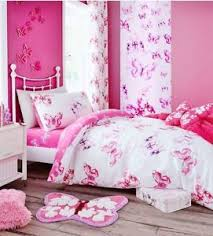 Catherine Lansfield Duvet Set Catherine Lansfield Duvet Set Pink U0026 Purple Butterfly Girls Cotton