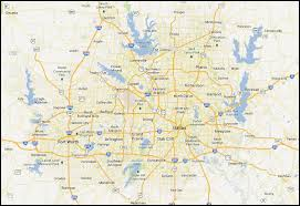 map of dallas fort worth dfw metroplex dallas plumber service area