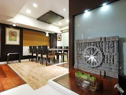 Plates Stone On Wall In Dining Room  Latest Decoration Ideas - Dining room walls