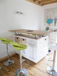 fabriquer une table bar de cuisine inspiration 1 ikea hack la gamme kallax meubles ikea vous