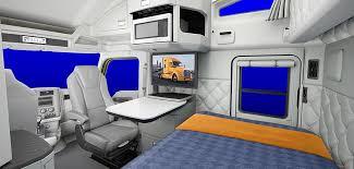 Semi Truck Interior Accessories Kenworth Trucks The World U0027s Best