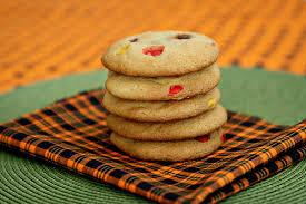diy tutorial halloween cookies in a jar see vanessa craft