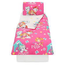 Peppa Pig Toddler Duvet Cover Paw Patrol Rotary Toddler Bedding Range Paw Patrol George At Asda