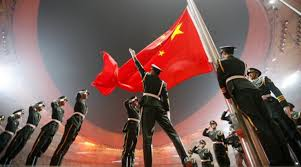 Chineses Flag Chinese Military Strategy Week The Conclusion