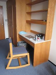 Dorm Room Shelves by Furniture Oak Wood Desk Chairs Dorm And Dorm Room Chairs On Gray