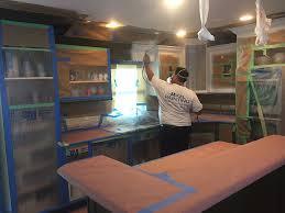 Kitchen Cabinet Redo by Naples Kitchen Cabinet Painting Cabinet Painting In Naples Fl