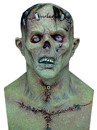 Extreme Halloween Costumes Frankenstein Zombie Costume Mask Ta470 68 00 Lynx