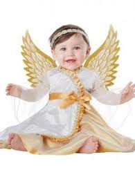 Angel Costumes Halloween Dress Heavenly Style Baby Angel
